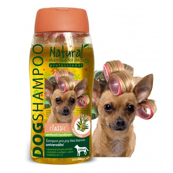 DOG SHAMPOO classic small breed 250 ml