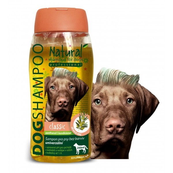DOG SHAMPOO classic large breed 250 ml
