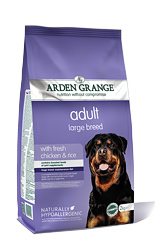 Arden Grange Adult Large Breed: with fresh chicken & rice