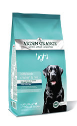 Arden Grange Adult: light with fresh chicken & rice