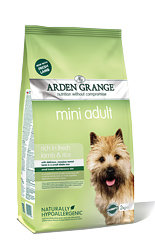 Arden Grange Adult: mini rich in fresh lamb & rice
