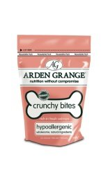 Arden Grange crunchy bites with salmon and rice