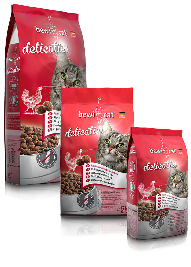 Bewi-Cat Adult Delicaties