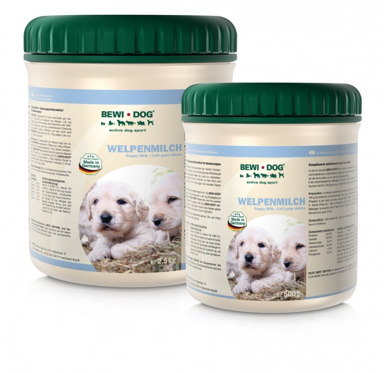BEWI DOG puppy milk 2,5 kg