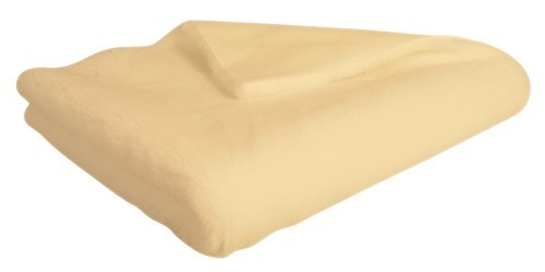 Podložka béžová Eco Plain - TECHNIVET BEDDINGS 50x 75 cm