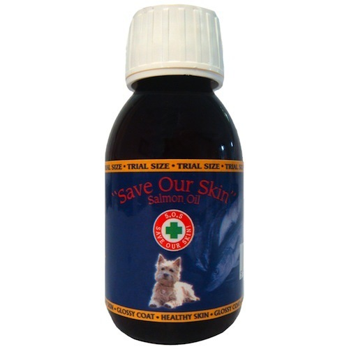 Fish4Dogs SOS Salmon Oil for Dogs
