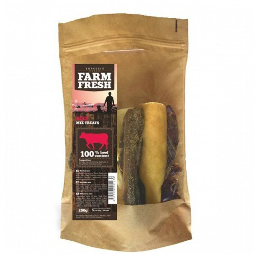 Farm Fresh Beef Mix Treats