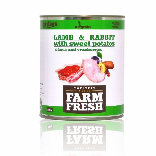 Farm Fresh Lamb & Rabbit with Sweet Potato Plum