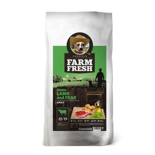 Farm Fresh Lamb and Peas Grain Free 4