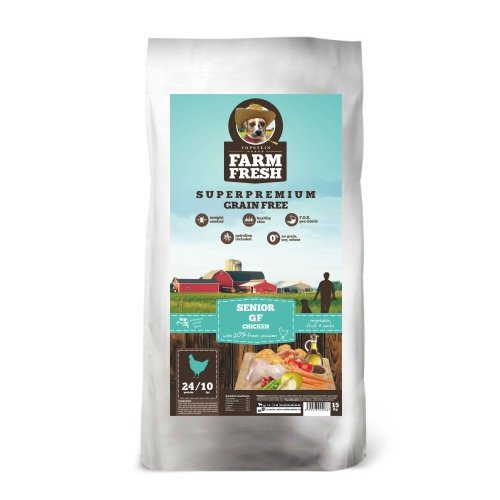Farm Fresh Senior Grain Free Chicken