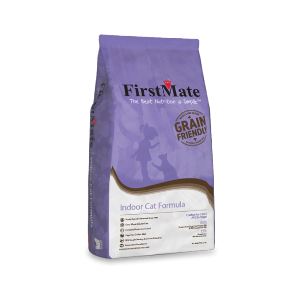 FirstMate Adult Cat Formula - Indoor