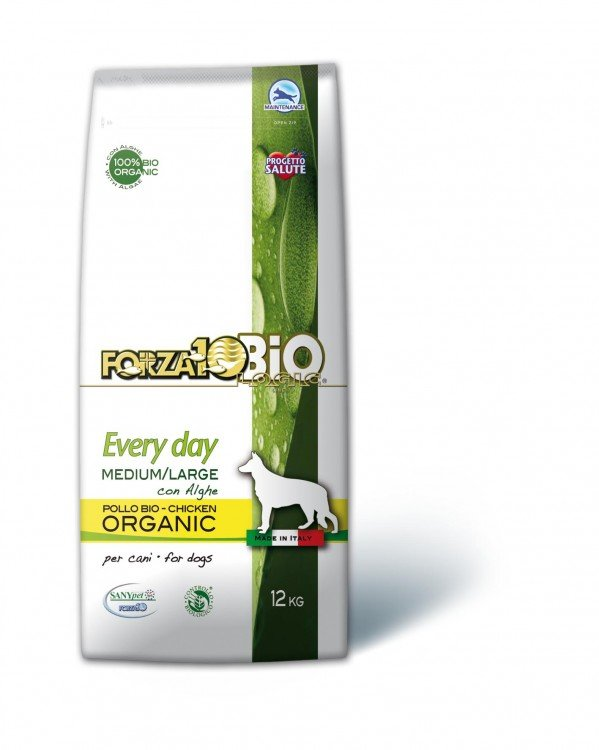 Forza10 Every day BiO MEDIUM/LARGE with Chicken and Algae