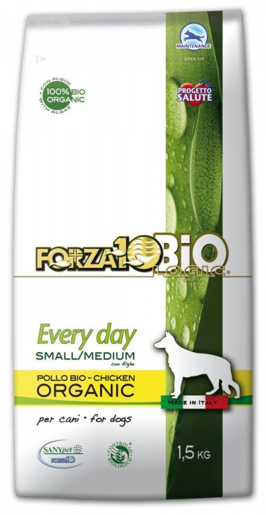 Forza10 Every day BiO SMALL/MEDIUM with Chicken and Algae
