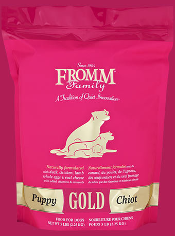 Fromm Family Puppy Gold