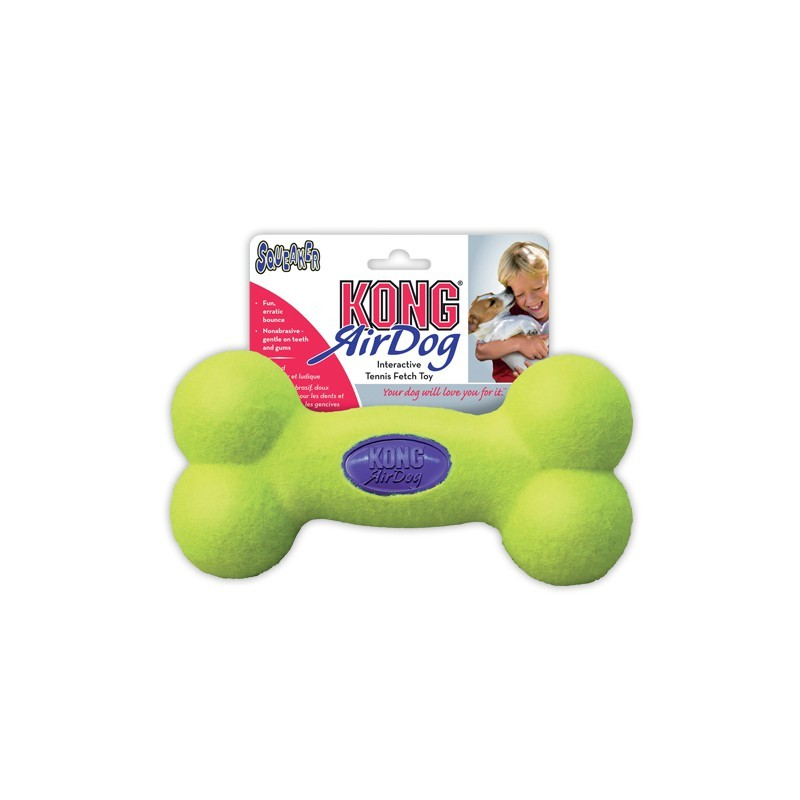 KONG AirDog Squeaker Rugby