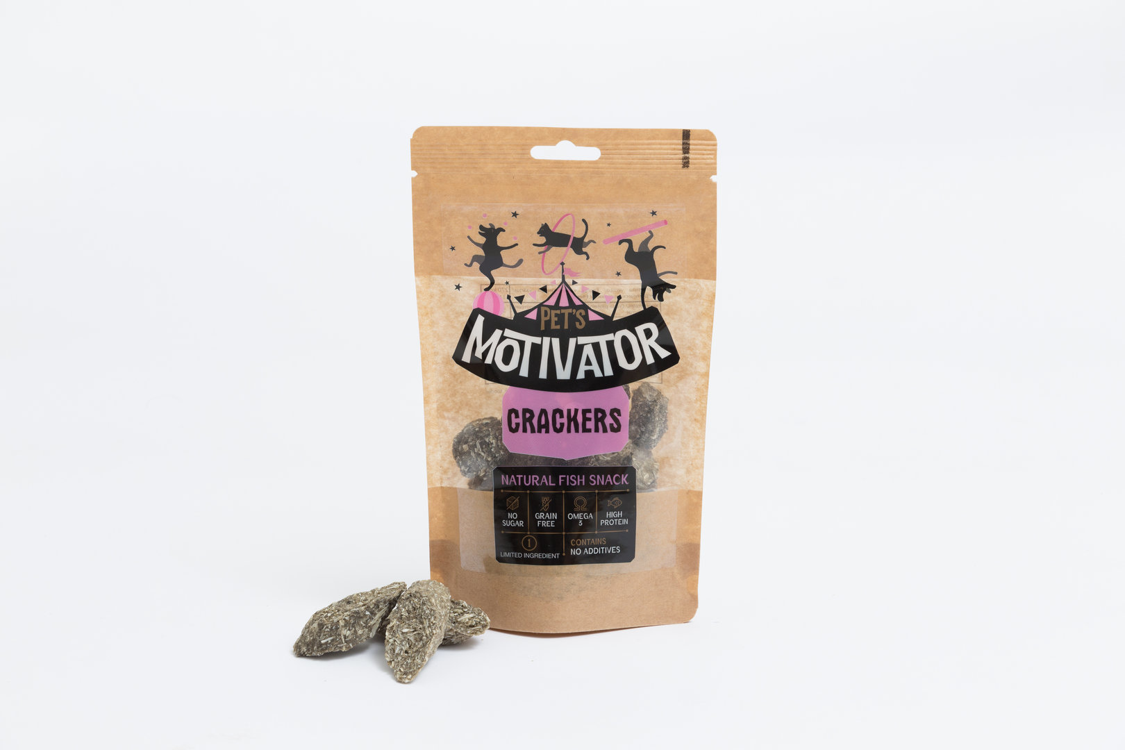Pet`s Motivator CRACKERS
