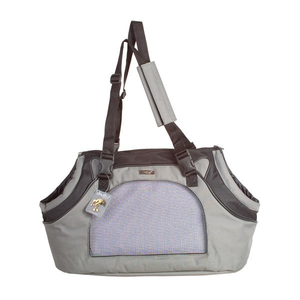 Taška Soft Bag - Grey 43 x 23 x 20 cm