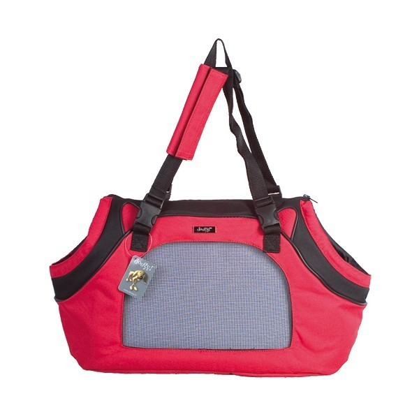 Taška Soft Bag - Red 43 x 23 x 20 cm