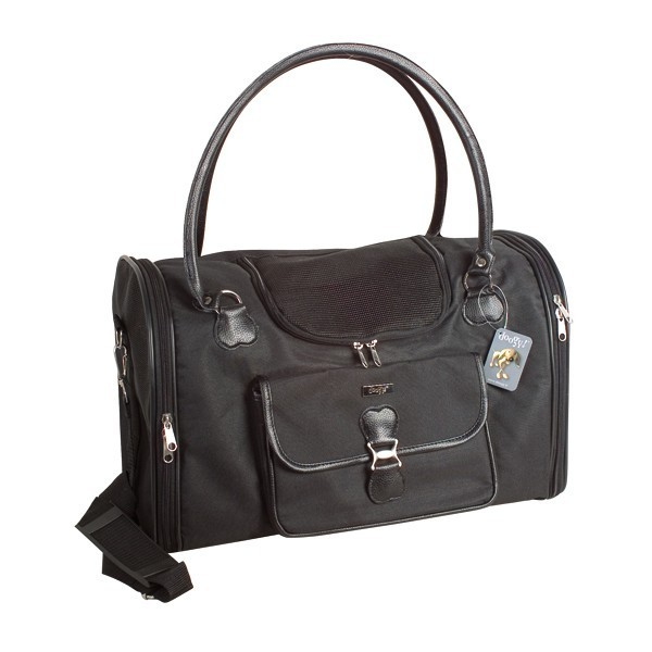 Taška Foldable Bag - Black 45 x 25 x 28 cm