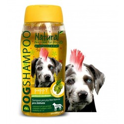 DOG SHAMPOO puppy 250 ml