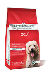 Arden Grange Adult: with fresh chicken & rice 1