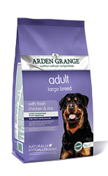 Arden Grange Adult Large Breed: with fresh chicken & rice 24 kg (12 kg + 12 kg) 6