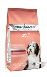 Arden Grange Adult: fresh salmon & rice 1