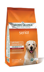 Arden Grange Senior: with fresh chicken & rice 1