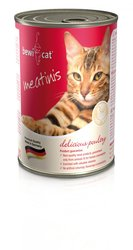 BEWI CAT meatinis rich in poultry 1