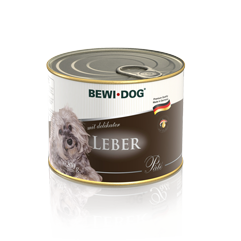 BEWI DOG Pâté with delicate liver