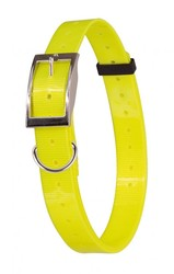 Obojek Fluorescent Collar - Yellow 23-85 cm x 25 mm