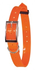 Obojek Fluorescent Collar - Orange 23-85 cm x 25mm 1