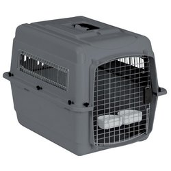 Vari Kennel šedý 200 Medium M: 71 x 52 x 55 cm