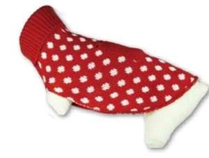Svetr Fun ''Star'' - Red Dot