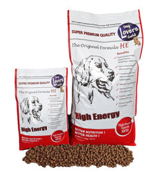 Dog Lovers Gold 'The Original Formula High Energy 1
