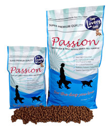 Dog Lovers Gold 'PASSION' - Ocean Fish & Sweet Potato 1