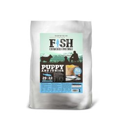 Fish Crunchies for dogs Puppy and Junior 1