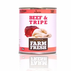 Farm Fresh Beef & Tripe 800 g