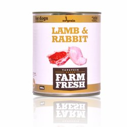 Farm Fresh Lamb & Rabbit 1