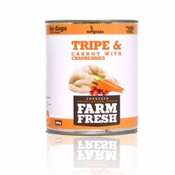Farm Fresh Tripe & Carrot with Cranberries 1