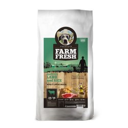 Farm Fresh Lamb and Rice Large Breed