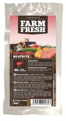 Farm Fresh Meatbits Cat Ostrich 1