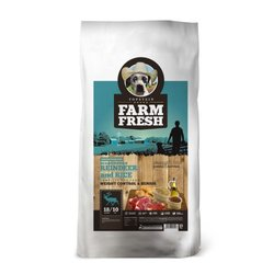 Farm Fresh Scandinavian Reindeer and Rice Weight Control & Senior 15 kg 8