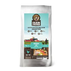 Farm Fresh Senior Grain Free Chicken 1