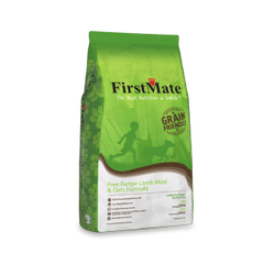 FirstMate Grain Friendly Free Range Lamb Meal & Oats 1