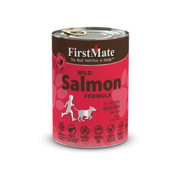 FirstMate Can Salmon Dog Food