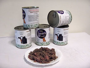 Dog Lovers Gold Green Tripe and Beef Heart 1