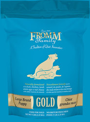 Fromm Family Large Breed Puppy Gold 5