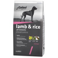 Golosi lamb & rice all breeds 3 kg 2