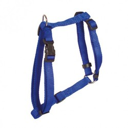 Postroj Basic Nylon - Blue 30 - 50 cm x 10 mm